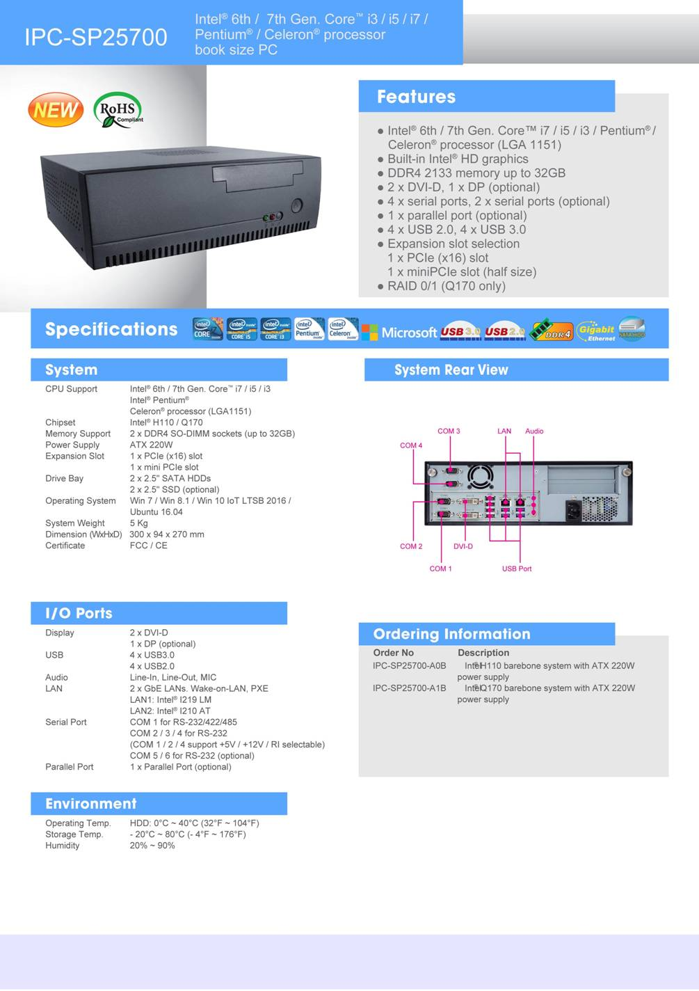 IPC-SP25700_Datasheet