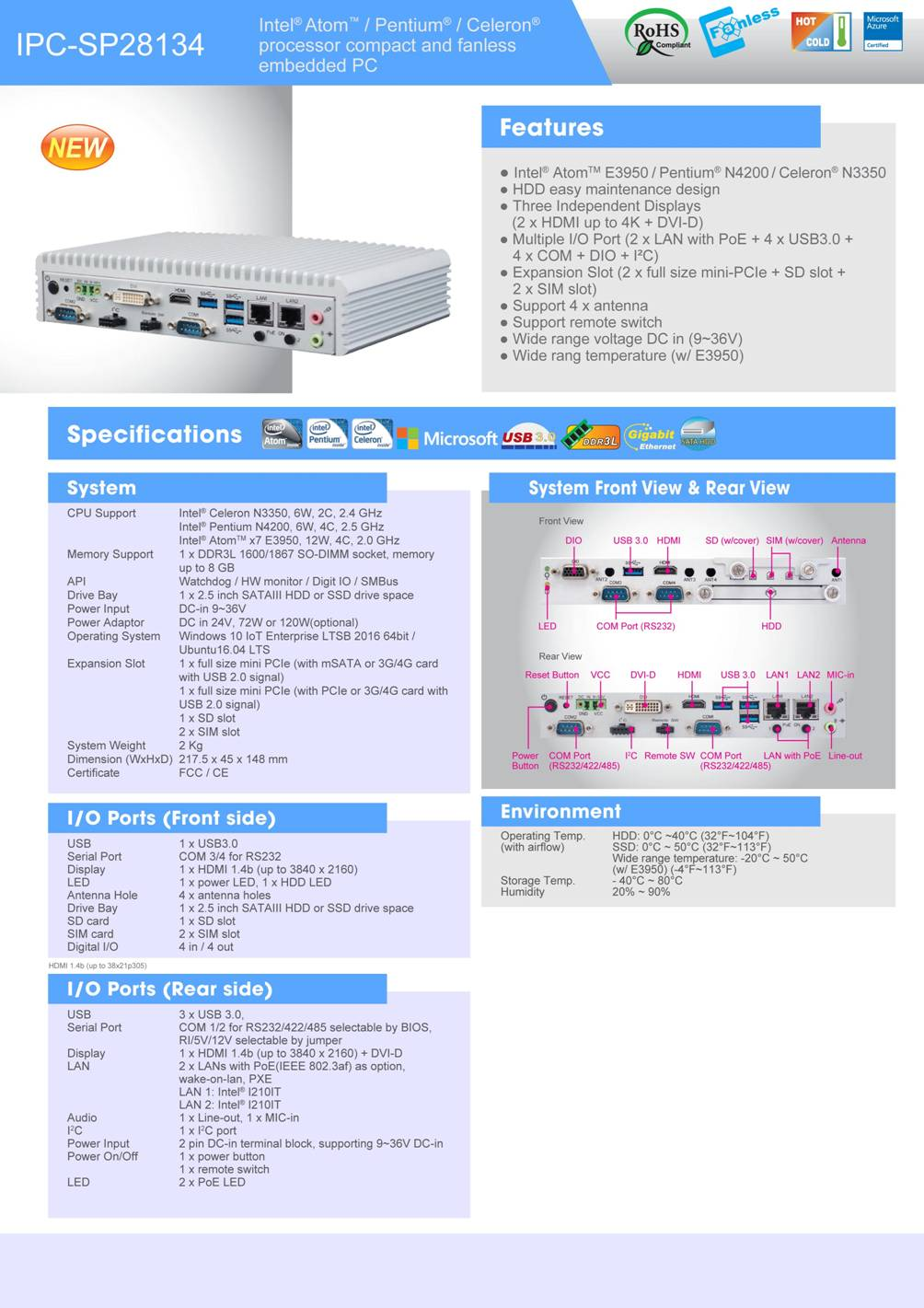 IPC-SP28134_Datasheet